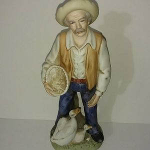 Collectible home decor figurine